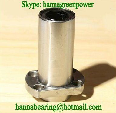 LMHP50LUU Flange Linear Ball Bearing 50x80x192mm