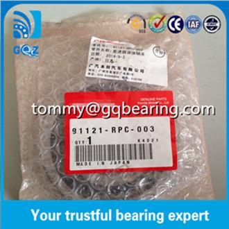 91121-RPC-003 Deep Groove Ball Bearing 40x90x20mm