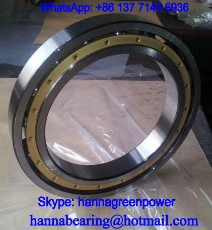 6026M Brass Cage Deep Groove Ball Bearing 130x200x33mm