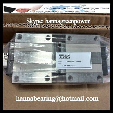 HSR 35A Linear Guide Block 34x100x48mm