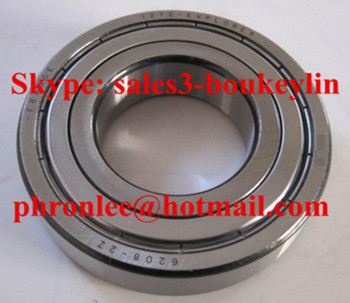 6011-2RS C3 Premium Sealed Ball Bearing 55x90x18mm
