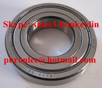 E2.6007-2Z Deep Groove Ball Bearing 35x62x14mm