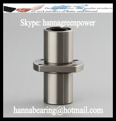 LMHM6LUU Flange Linear Ball Bearing 6x12x35mm