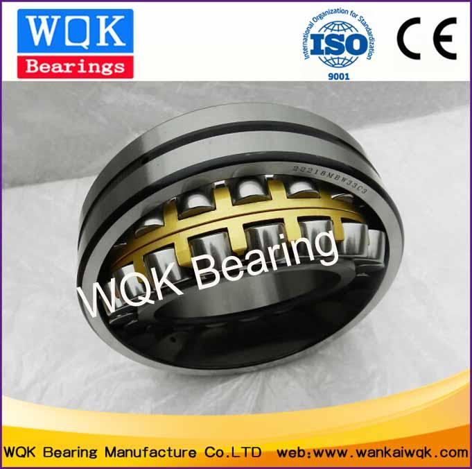 WQK spherical roller bearing 22218 MB bearing manufacture