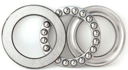 517/30.1ZHV Thrust Ball Bearing 30.1x53x16mm