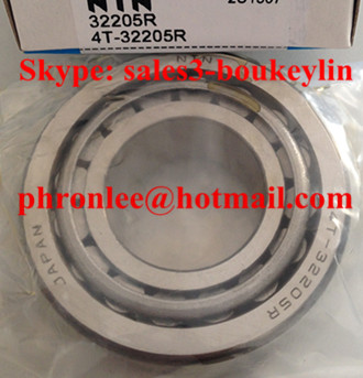 32205JR Tapered Roller Bearing 25x52x19.25mm