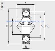 AG QJ319-N2-MPA Bearings