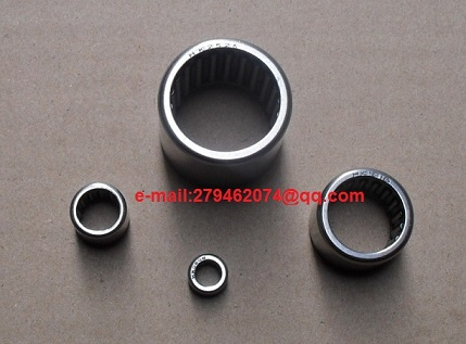HK081412drawn cup needle roller bearing / needle roller bearings 8*14*12mm