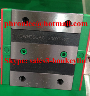 QHW55HC Linear Guideway Block