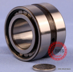 SL185004 cylindrical roller bearings double row full complement