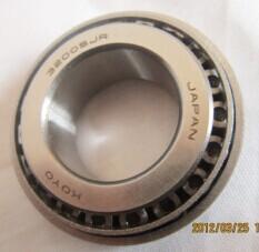 HR110KBE52X+L gear box tapered roller bearing 110*200*121mm
