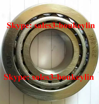 302/22 Tapered Roller Bearing 22x50x15.25mm