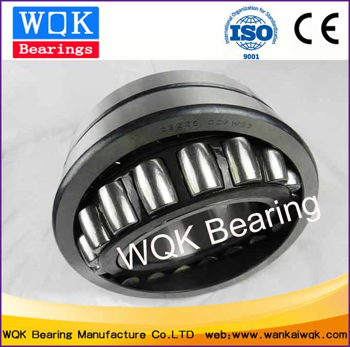 23226 CCK/W33 spherical rolle bearing WQK industrial bearing