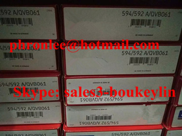 594A/592 A/Q Tapered Roller Bearing 95.25x152.4x39.688mm