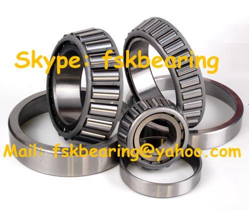 31316 Chrome Steel Tapered Roller Bearing 80×170×39mm