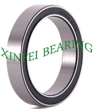 3300 double row angular contact ball bearing 10x35x19mm