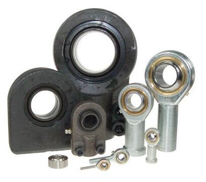 GK25-DO Hydraulic Rod End Bearing 25x64x77mm