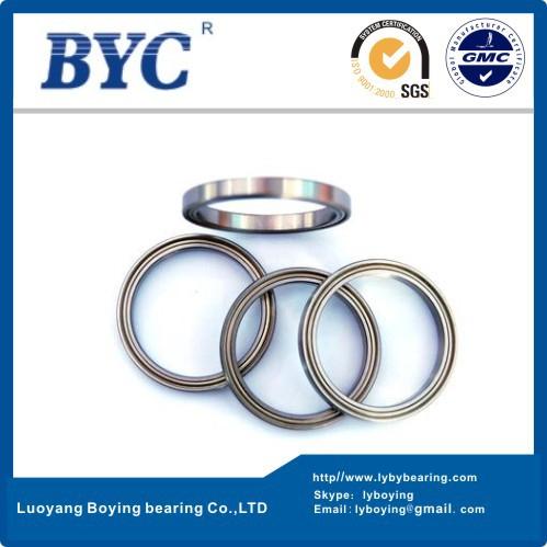 CSCG100 high precision thin section ball bearing robotic arm use