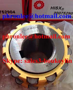 300752904Y1 Overall Eccentric Bearing 19x61.8x34mm