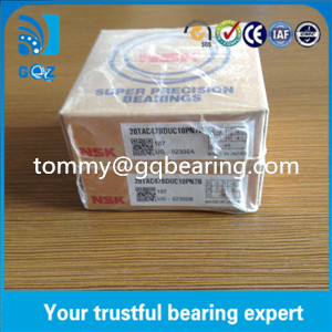 30TAC62B High Precision Ball Screw Bearing 30x62x15mm