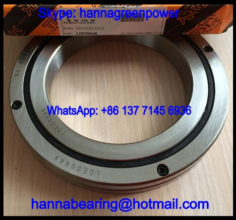 RB15013U Separable Outer Ring Crossed Roller Bearing 150x180x13mm