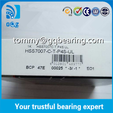 HS7026C-T-P4S Spindle Bearing 130x200x33mm