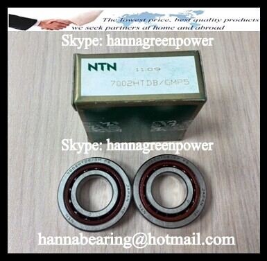 7002HTDB/GMP4 Angular Contact Ball Bearing 15x32x18mm