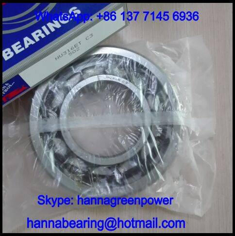 NU311ETC3 Cylindrical Roller Bearing 55x120x29mm