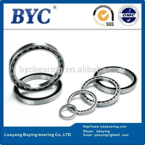 CSCG075 high precision thin section ball bearing robotic arm use