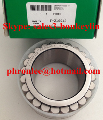1160-22 Cylindrical Roller Bearing 22x38.75x22.5mm