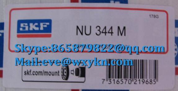NU344M bearing 220x460x88mm