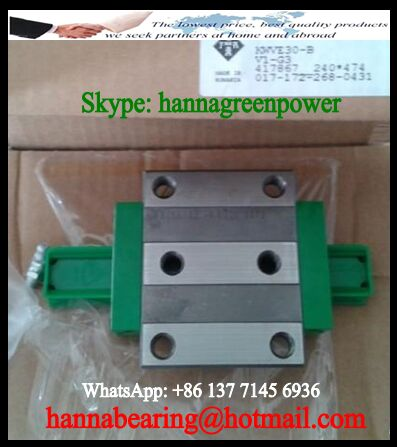KWSE 45-L Linear Guide Block 45x120x60mm