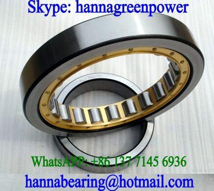 240RU91 Single Row Cylindrical Roller Bearing 240x390x108mm
