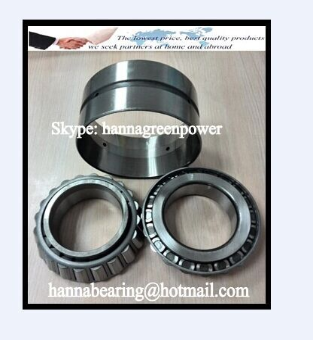 HM926740/HM926710DC Inch Taper Roller Bearing 114.3x228.6x115.885mm
