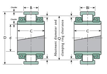 100B130MEX bearing
