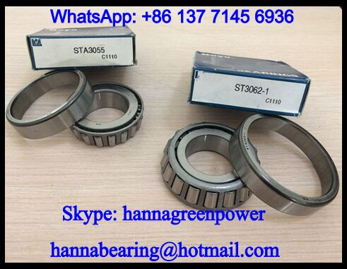 90366-30067 Automotive Tapered Roller Bearing 30*72*24mm