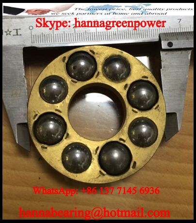 225147 Brass Cage Marine Oil Separator Bearing 22x58x29.8mm