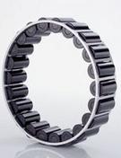 NU309ECM NU309 Cylindrical Roller Bearing 45x100x25mm