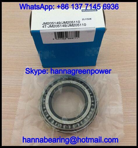 4T-JM205149/4T-JM205110 Tapered Roller Bearing 50x90x28mm