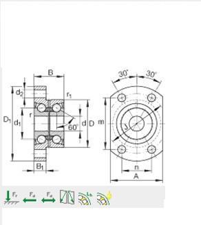 ZKLFA0640-2Z bearing