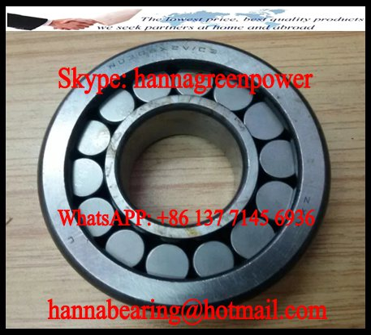 NU306X2V Cylindrical Roller Bearing 30x72x21mm