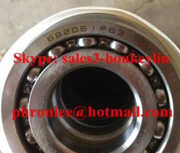 8000206 Deep Groove Ball Bearing 30x62x10mm