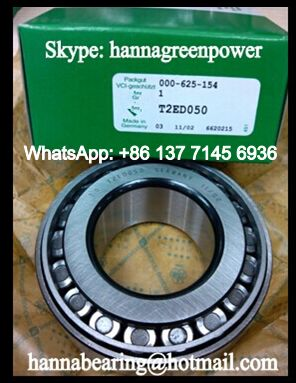 T2ED095 Single Row Tapered Roller Bearing 95x160x46mm
