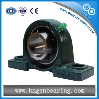 ucp217 pillow block bearing 85*85.7*310mm