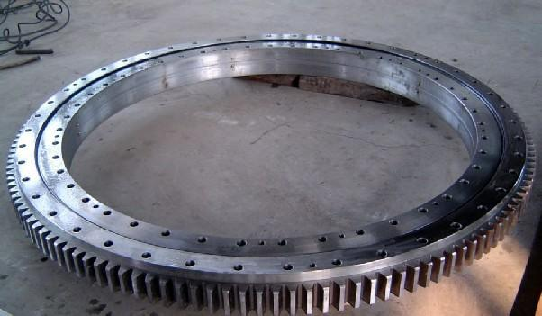 R9-59E3 Crossed Roller Slewing Rings With External Gear
