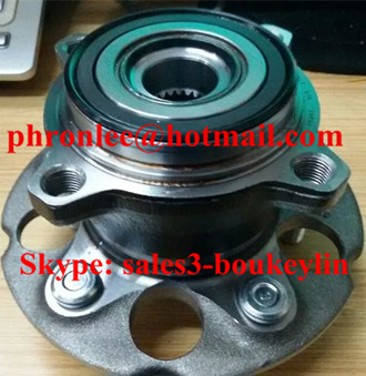 58BWKH04 Auto Wheel Hub Bearing