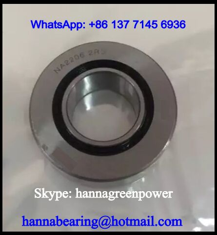 RNA 2200-2RS Yoke Track Roller Bearing 14x30x13.8mm