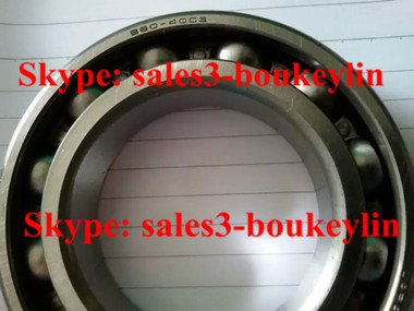 B60-40C3 Deep Groove Ball Bearing