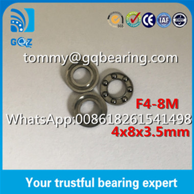 F4-8M Miniature Thrust Ball Bearing for RC Helicopter