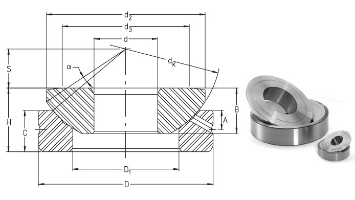 GE17AX bearings Manufacturer, Pictures, Parameters, Price, Inventory status.